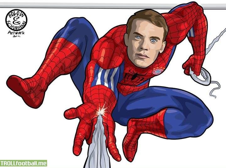 neuer spiderman