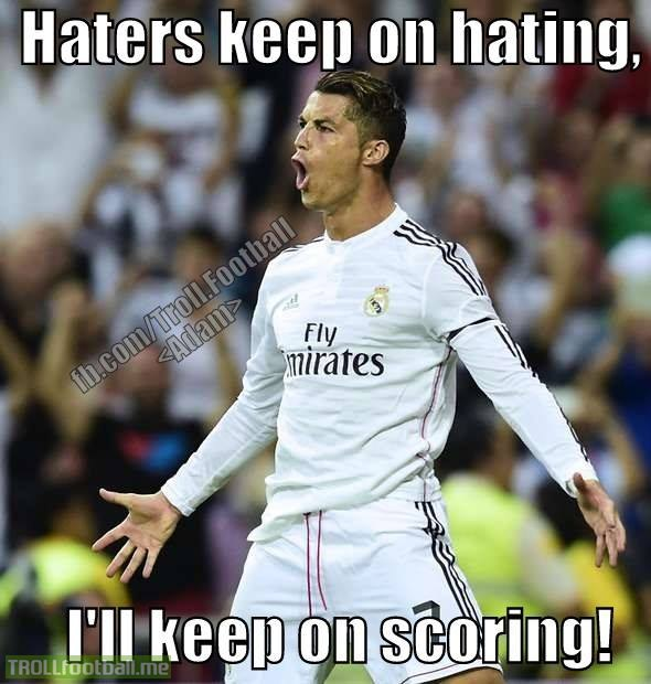 Cristiano Ronaldo (Cr7) Quote #9 | Kevera
