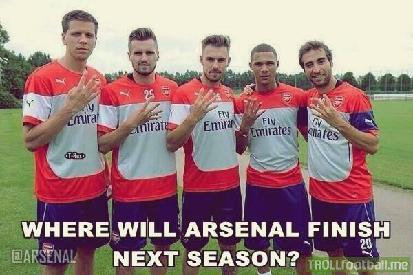 Arsenal F.C. season 1992�1393
