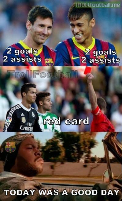 Happy Barca Fans everywhere