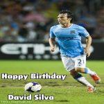 Happy Birthday David Silva