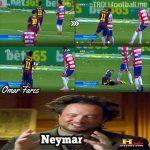 Oh, Neymar