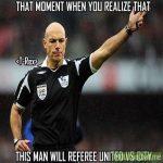 Howard Webb,Man united legend xD