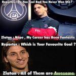 Just Zlatan