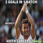 Ronaldo! Congratulations