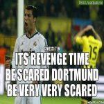 Be SCARED Dortmund