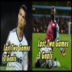 Problem Ronaldo ? :P