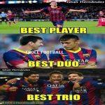 Barca fans now - B 