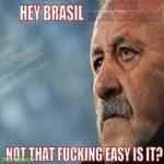 Del Bosque be like ...