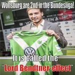Lord Bendtner Effect