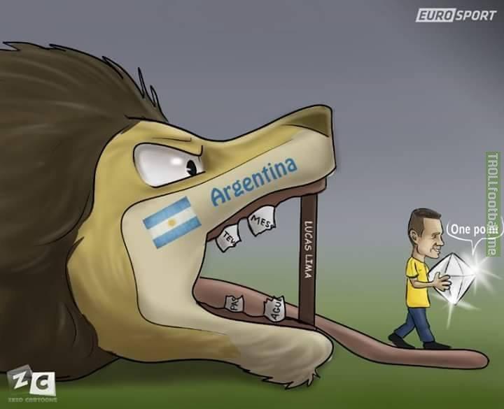 Argentina Vs Brasil: Argentina Vs Brasil