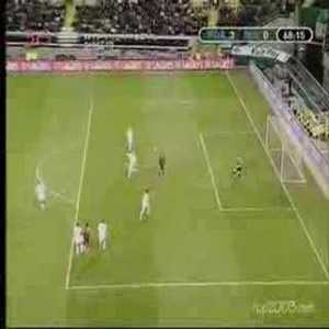 I will never get tired of this goal by Ricardo Quaresma (Assisted by Cristiano Ronaldo)