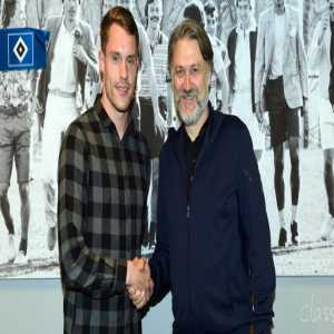 Hamburger SV sign Christian Mathenia from SV Darmstadt 98
