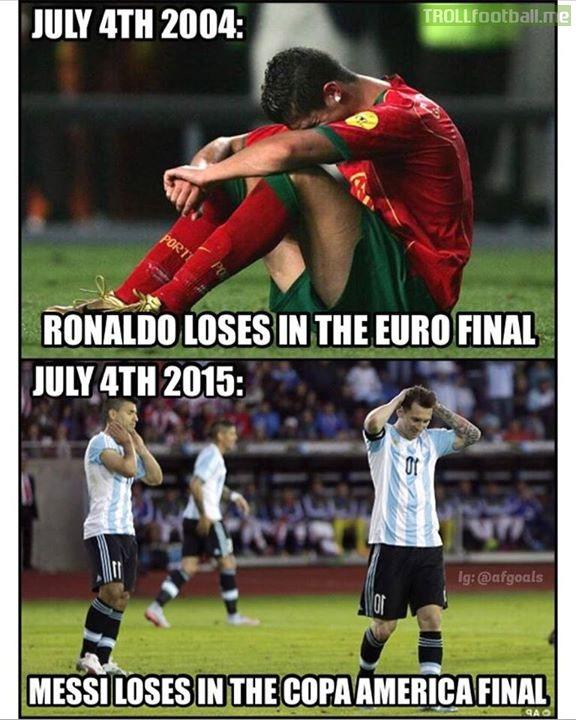 July 4th...