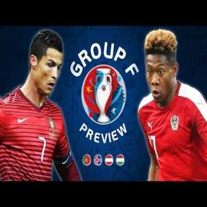 Euro 2016 Group F Prediction - by football daily