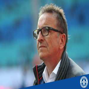 Norbert Meier is the new manager of SV Darmstadt 98