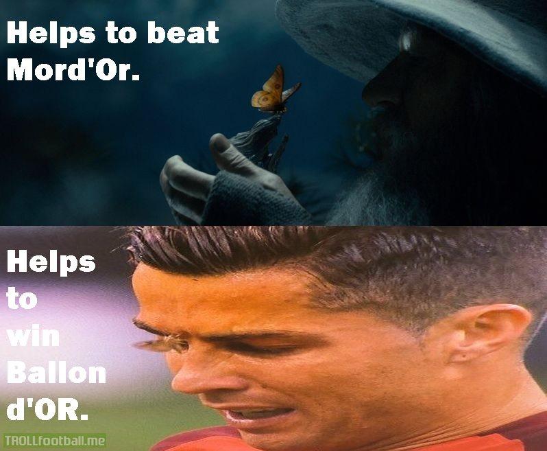 Butterfly Effect. | Troll Football