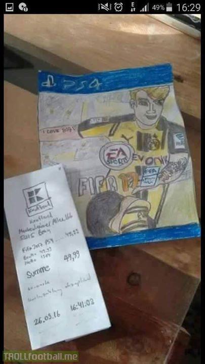 Just got FIFA 17...