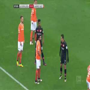 Bayer Leverkusen 3 - 2 Darmstadt 98 # All Goals