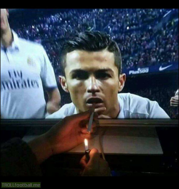 Cristiano Ronaldo ThugLife