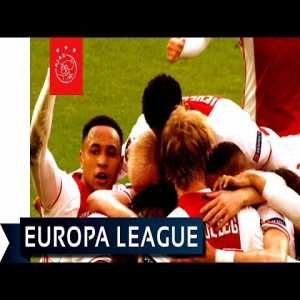 On this day in 2017 Ajax defeated Olympique Lyonnais 4-1 in the semi-final of the Europa League