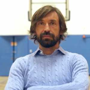 Pirlo and The Harlem Globetrotters