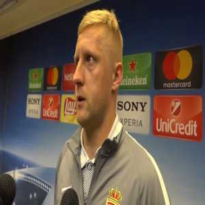 """Kamil Glik about his stamp on Gonzalo Higuain last night: """"It was a football game and it happens. Sometimes there are fouls. I talked to other Juventus players but unfortunately, I never had the chance to discuss Higuain about the foul."""""""
