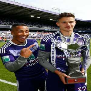 "Director Van Holsbeeck confirms that Youri Tielemans will leave Anderlecht this week (for Monaco): ""We still have details to arrange"""