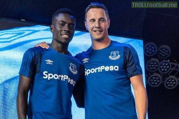 """Everton have announced a shirt sponsorship with """"SportsPea"""". If you've never heard of them before, they're a small club from Merseyside."""