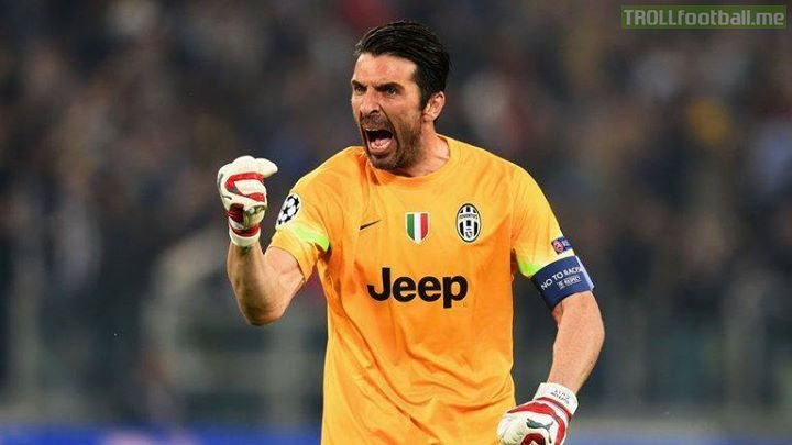 """I would love to see Buffon win the Champions League. It would be like a movie with the happy ending that everyone wants."" - Diego Forlan"