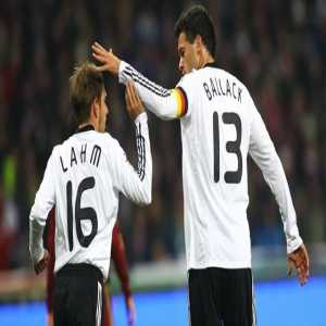 """Michael Ballack: """"The way Philipp Lahm took the Germany captain armband from me in 2010 after my injury was not so nice"""" [Sport1]"""
