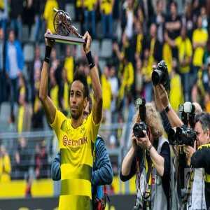 "Pierre-Emerick Aubameyang: ""For me Robert Lewandowski is the best striker in the world"""