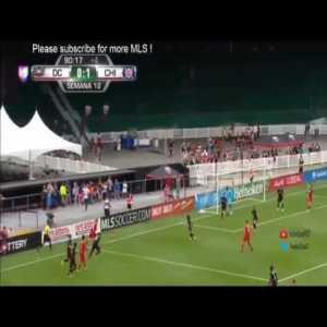 Schweinsteiger skills against D.C. United