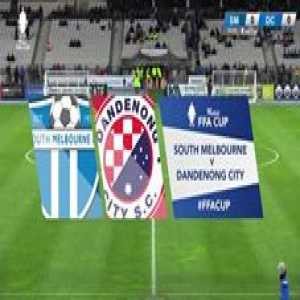 My local team South Melbourne FC just scored 4 goals in the last 10 minutes to win 5-4 after trailing 4-1. Watch from 1:42:40