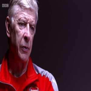 Arsene Wenger speaks about fans lack of respect towards him .