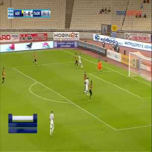 AEK Athens 1-0 PAOK - HIGHLIGHTS