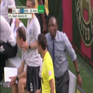 Atlanta United 3-0 NYCFC - Miguel Almirón 23'