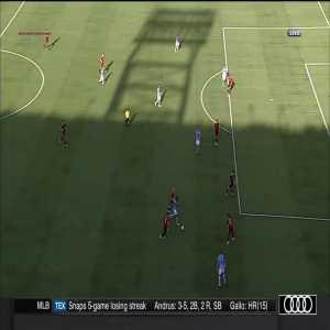 Atlanta United 3-1 NYCFC - Jack Harrison 71'