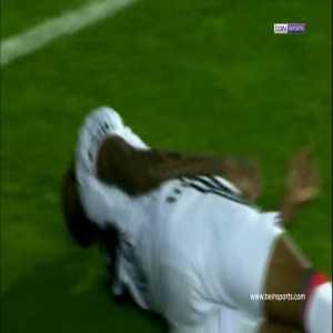 Talisca (Beşiktaş) second goal against Gaziantepspor [0-4]