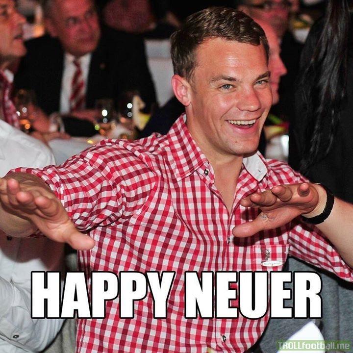 HAPPY NEUER!!!!!!!!! 🎉