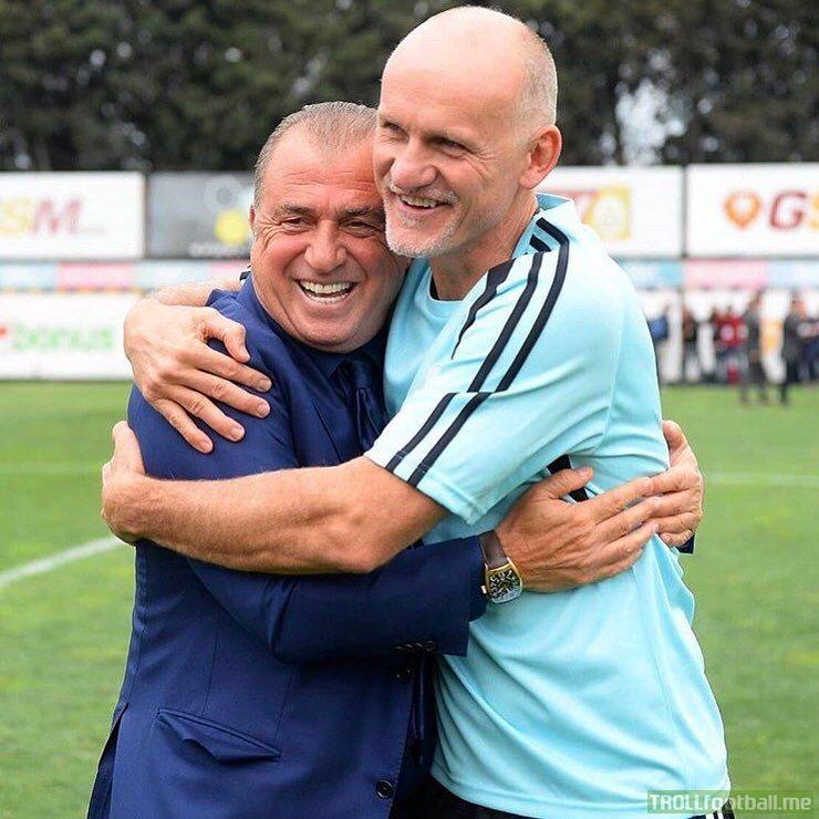 Legendary Brazilian goalkeeper Taffarel returns to Galatasaray as the GK Coach