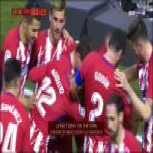 Leida 0 - 3 Atletico Madrid | Diego Costa (First goal)