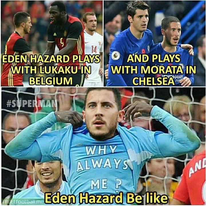 Feeling sad for Hazard 😢