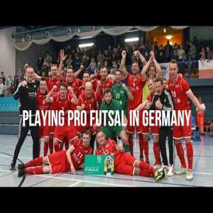 Surprisingly the German futsal team is 65th in the world. However the national league is improving. An insight into one of the best futsal clubs in Germany. VFl 05 Hohenstein Ernstthal