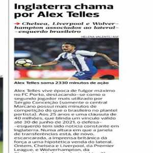Alex Telles to Wolves rumbles on in Portugal, which shows just how Championship club are now seen. #wwfc #wolvesfc
