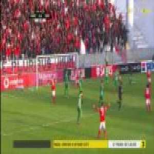 Moreirense 0-1 Benfica - Pizzi