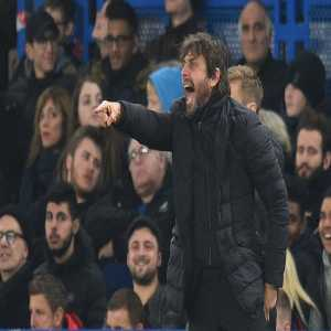 """Antonio Conte says """"anything is possible"""" in response to reports he could leave at the end of the season."""