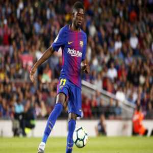 Ousmane Dembele in his litttle 30 minuet cameo vs Celta Vigo in Copa del Rey has completed more successful dribbles (5) than Cristiano Ronaldo has in his last 28 games (3).