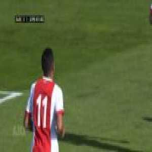 Ajax [4]-1 Lyngby - Hakim Ziyech