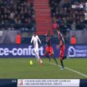 Caen 0-1 Lille - Nicolas Pepe